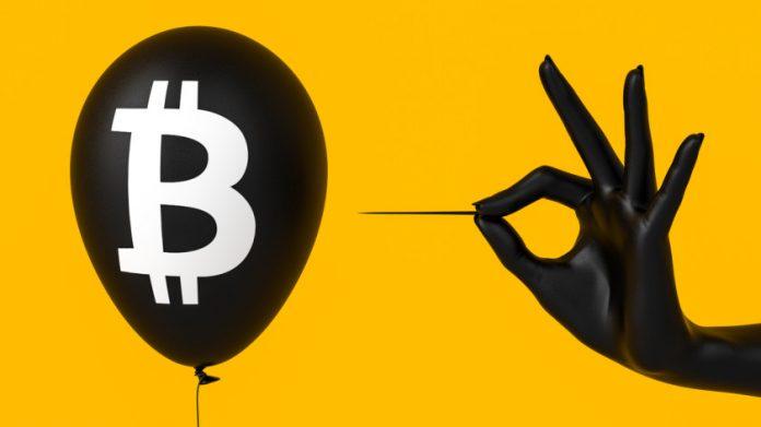 Bitcoin under pressure