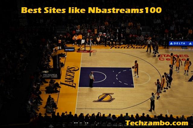 Nbastreams100