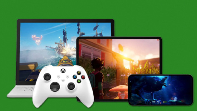Microsoft's xCloud Gaming Service