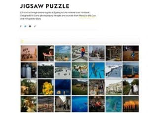 jigsaw puzzle planet