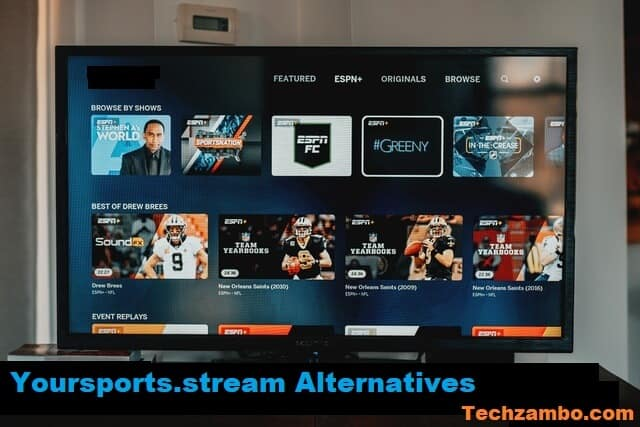 Yoursports.stream